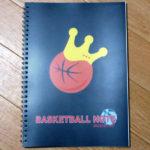 バスケットボールノート第二弾