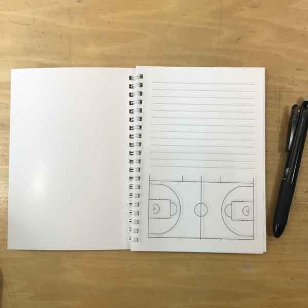 OTCバスケ作戦ノート(1ページ目)
