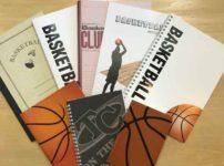 バスケットボールノート各種